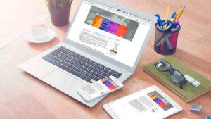Diseño anterior web html